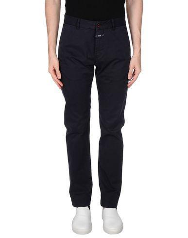 Closed Casual Pants In Dark Blue