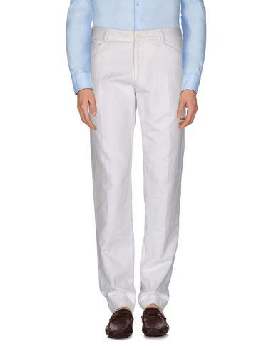 Burberry Casual Pants In White