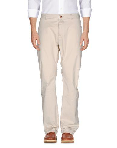 Closed Casual Pants In Ivory