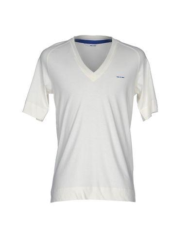 Italia Independent T-shirt In Ivory