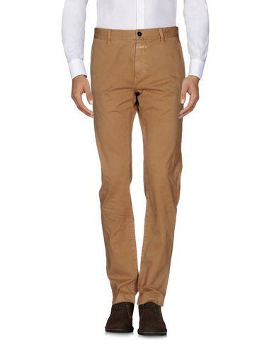 Closed Casual Pants In Brown