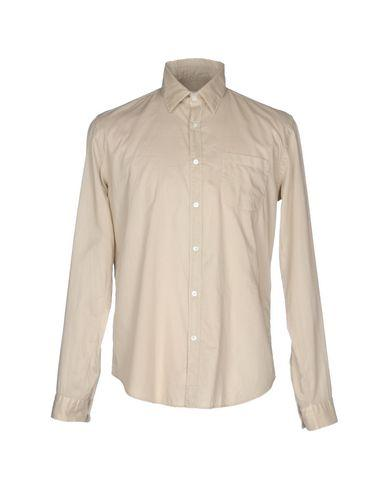 Robert Friedman Solid Color Shirt In Light Grey