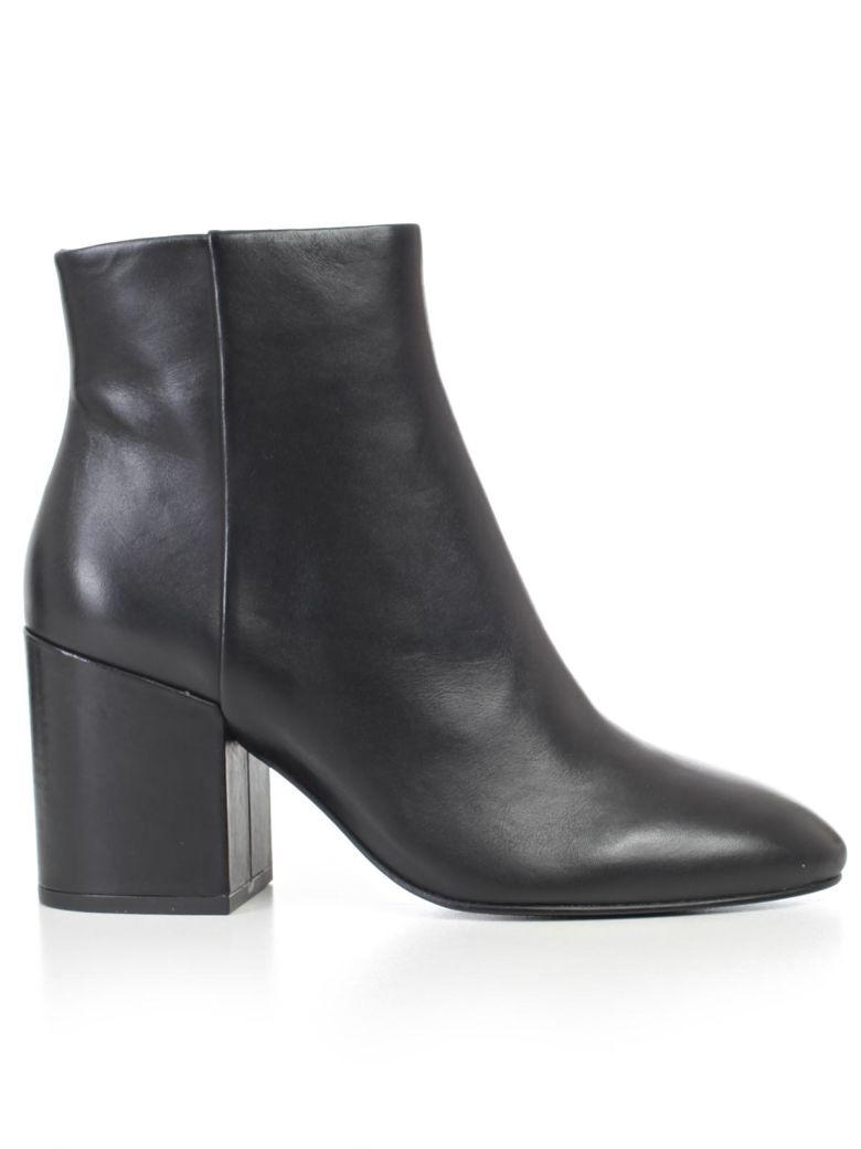 Ash Eden Ankle Boots In Black