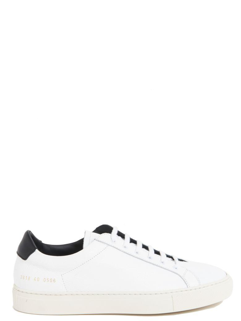 Common Projects Sneaker In White