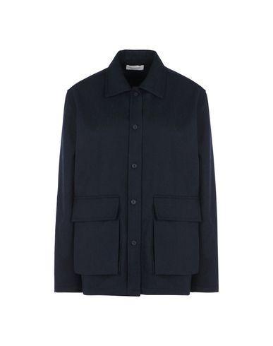 Wood Wood Jacket In Dark Blue