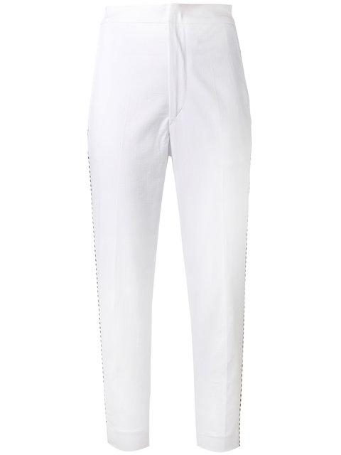 Etoile Isabel Marant Holm Cropped Trousers