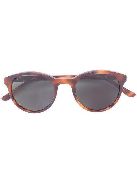 Ymc You Must Create Ymc Bubs Sunglasses In Tortoise