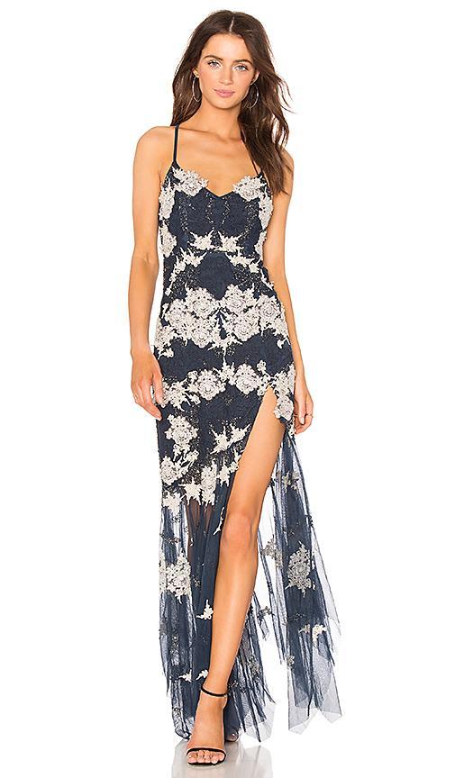 0fe15c6fa46 X By Nbd X Revolve Kenny Gown In Navy