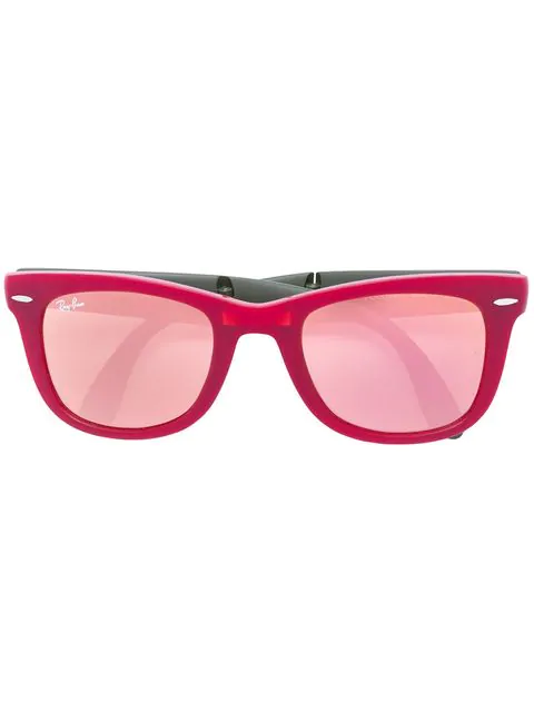 Ray Ban Ban In Red