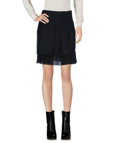 Sandro Mini Skirt In Black