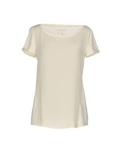 Woolrich Basic Top In Ivory