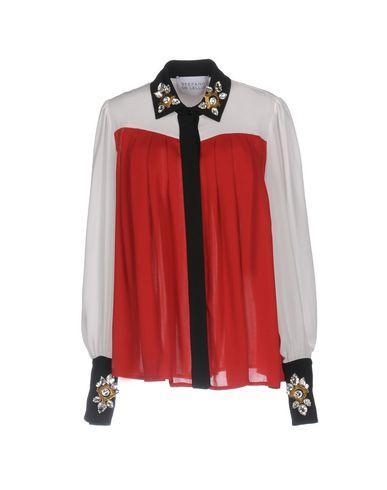 Stefano De Lellis Shirts In Red