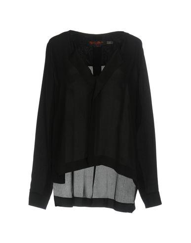 Alice And Olivia Blouses In Black