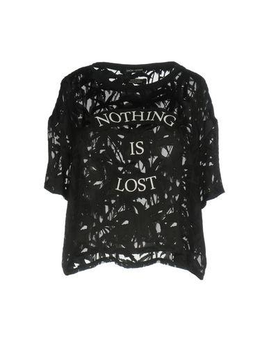Each X Other Blouse In Black