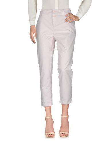 Closed Casual Pants In Light Pink