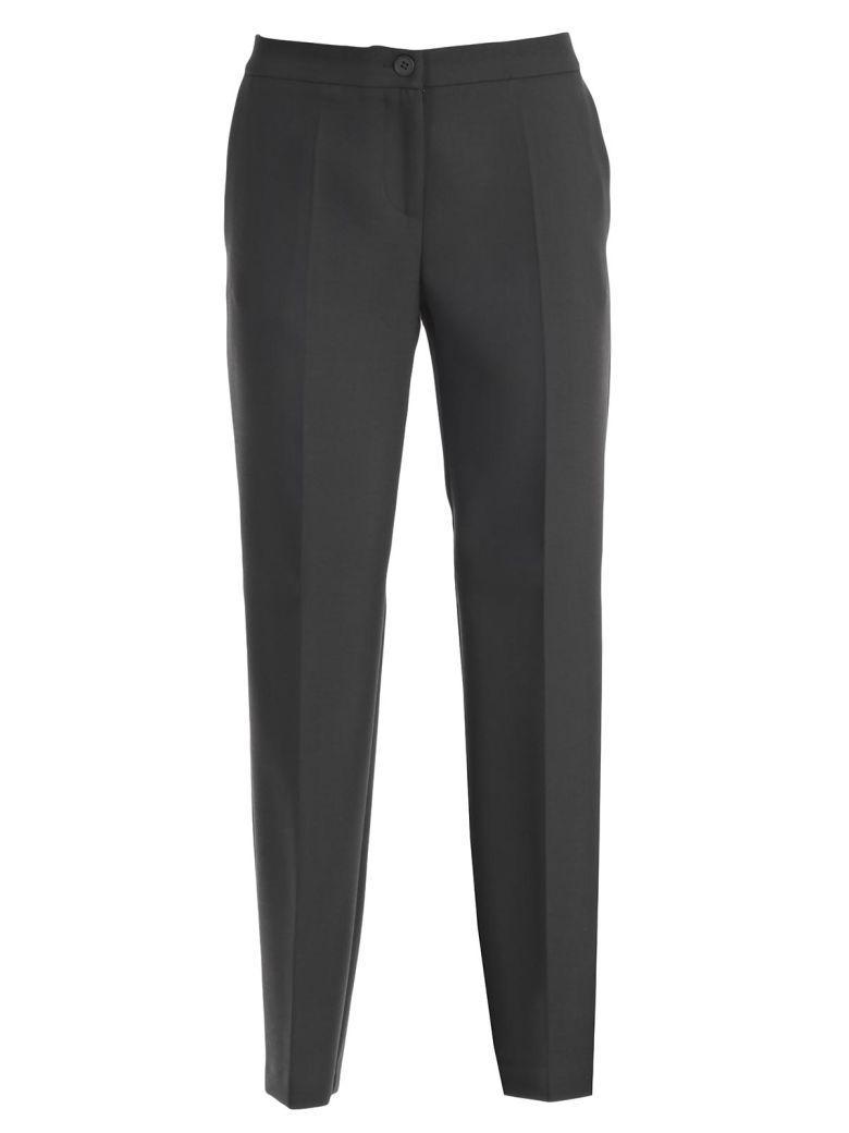 Blugirl Trousers In Black