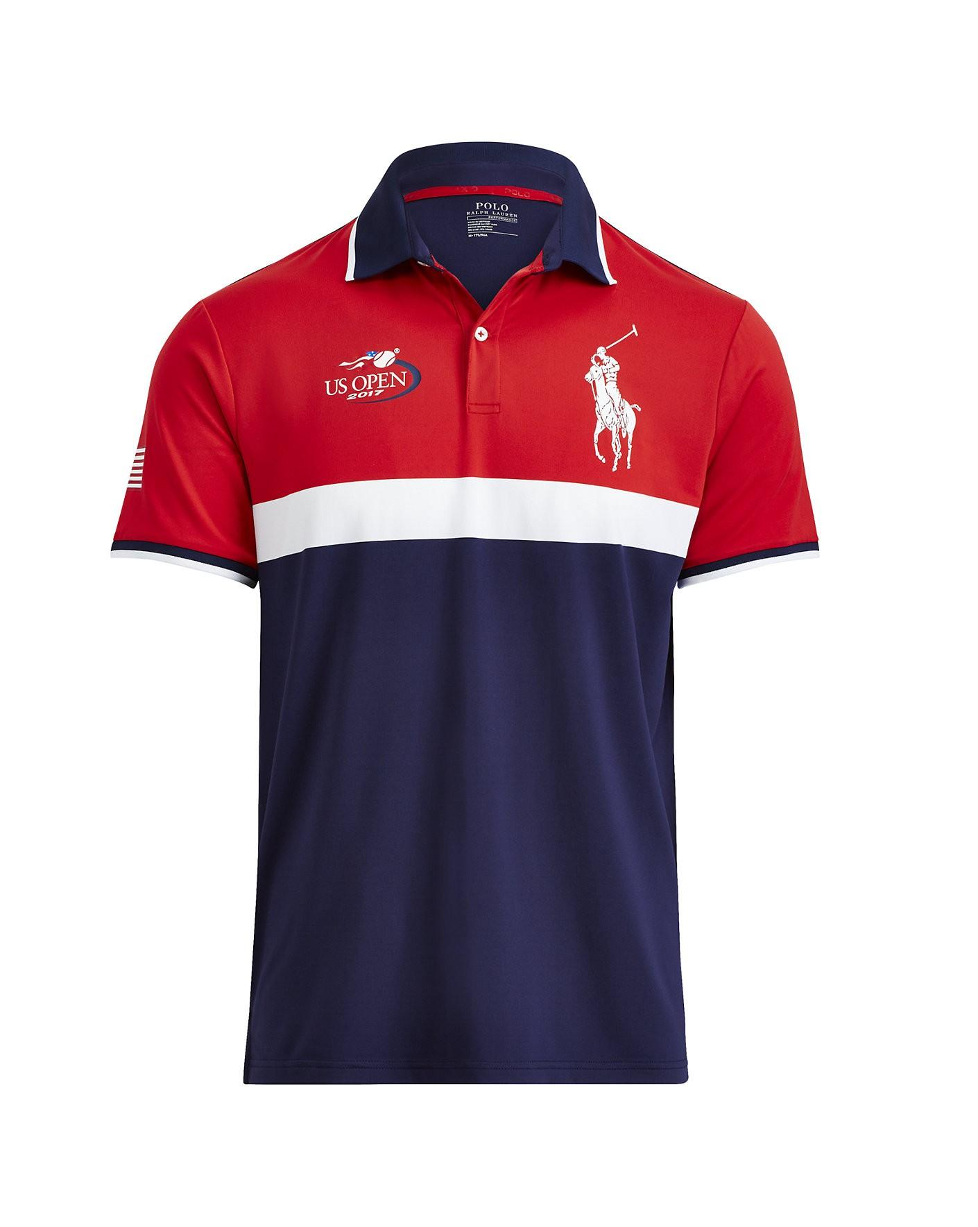 Shirt Ralph Navy Boy French Polo In Open Ball Lauren Us WY9IDHE2