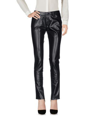 Ermanno Scervino Casual Pants In Black