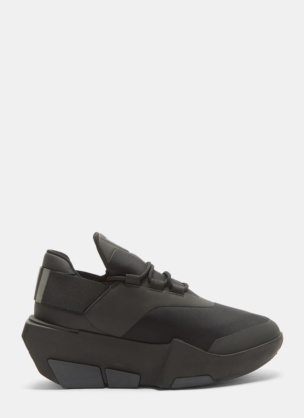 Y-3 Mira Low-top Sneakers In Black