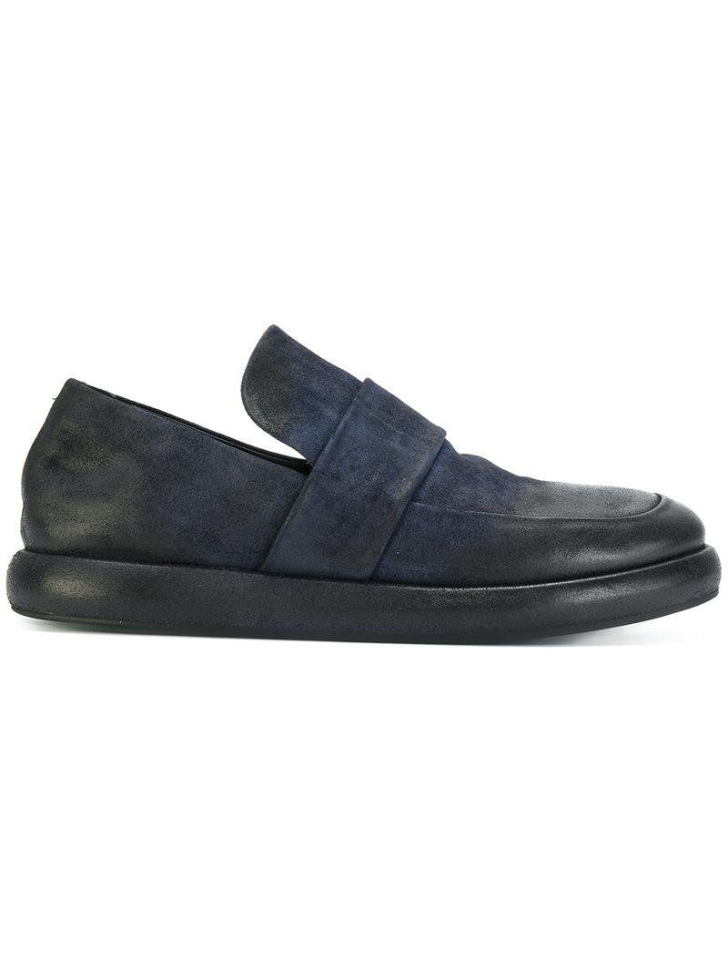 MarsÈll Brushed Loafers