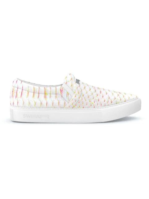 Swear Maddox Sneakers In White