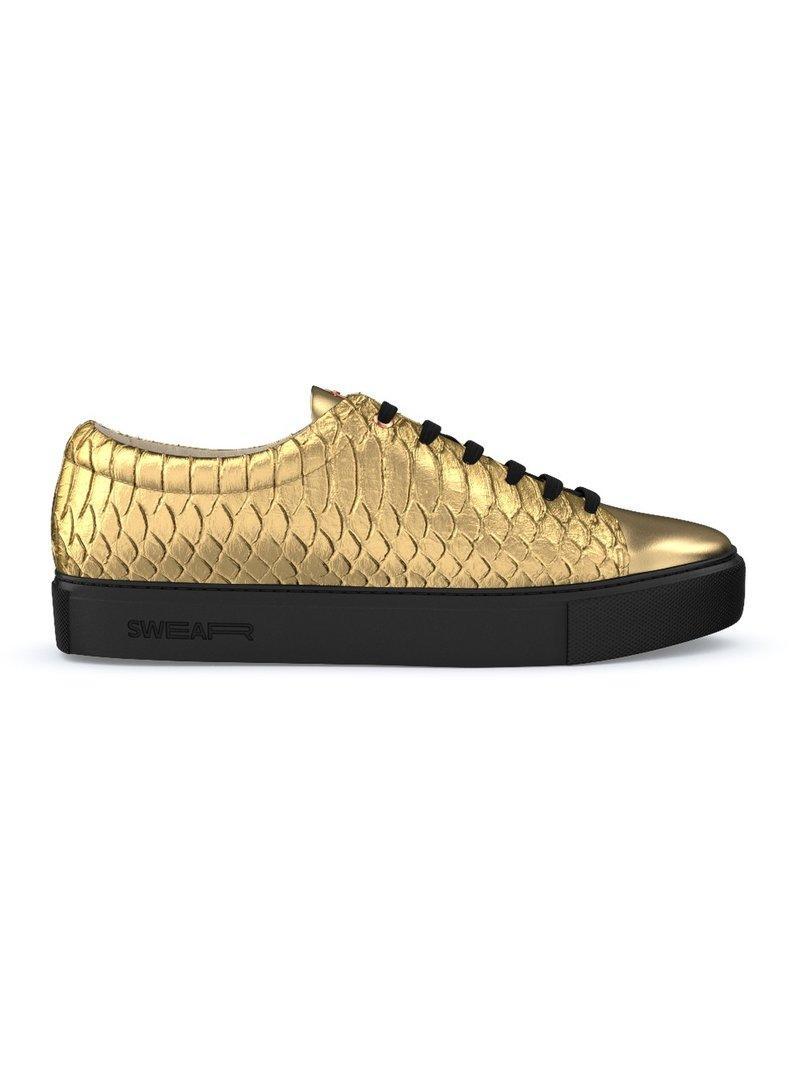 Swear Vyner Sneakers - Metallic