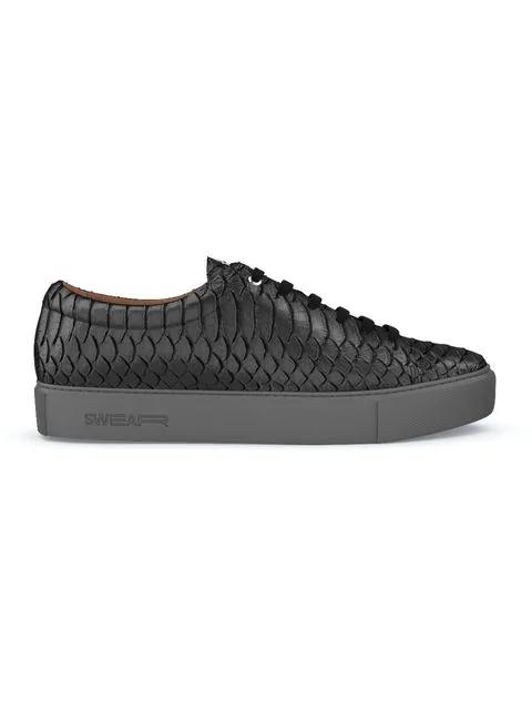 Swear Vyner Sneakers In Black