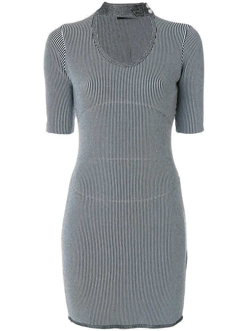 Versus Fitted Dress