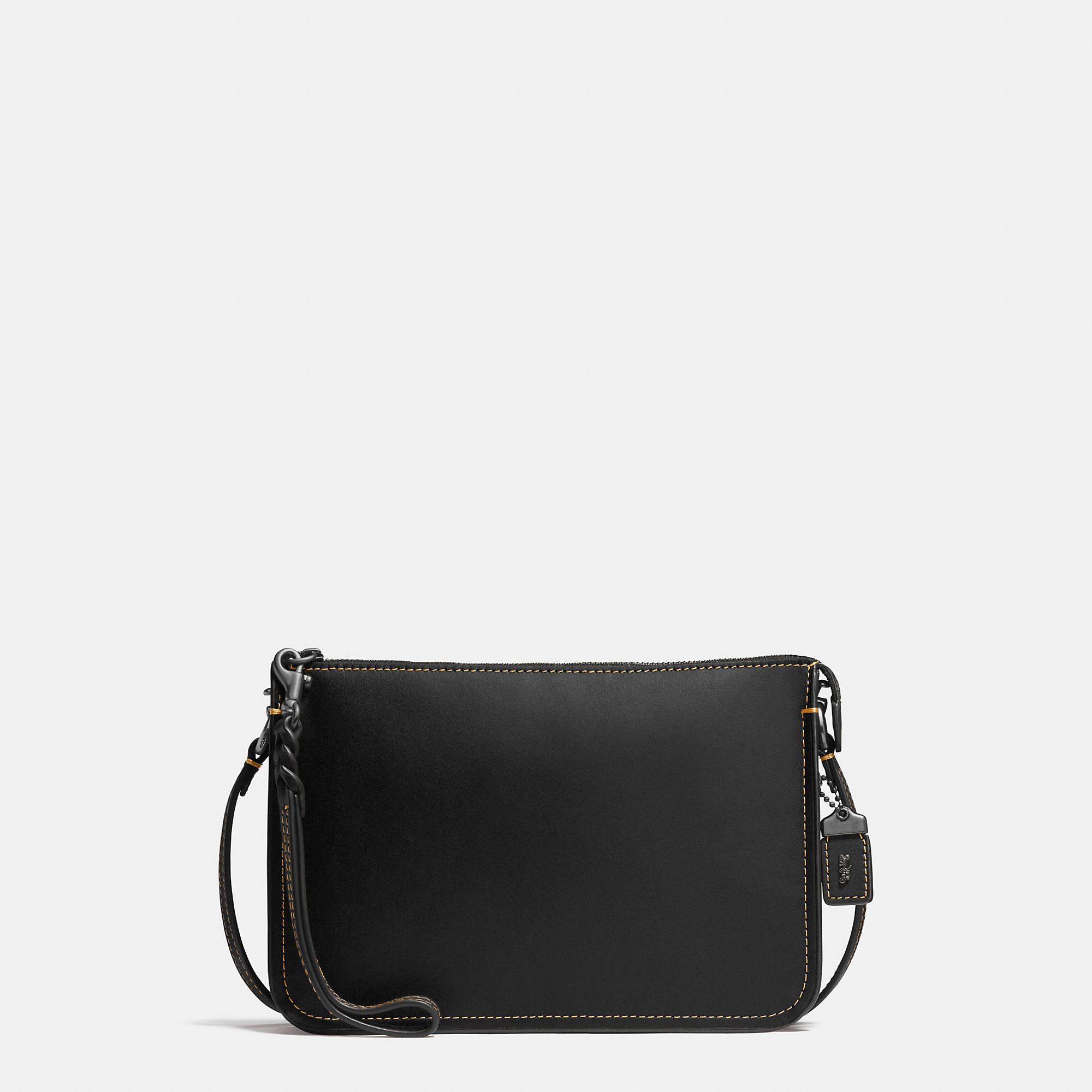 Coach 1941 Soho Cross Body Bag In Black/black Copper