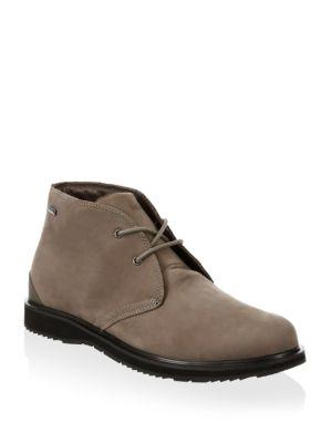 Swims Polacco Barry Chukka Classic In Taupe
