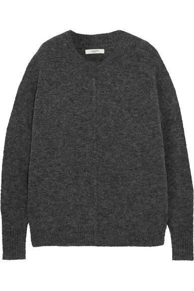 Etoile Isabel Marant Chester Oversized Knitted Sweater