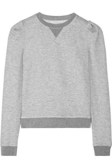 Adam Lippes Stretch-jersey Sweatshirt