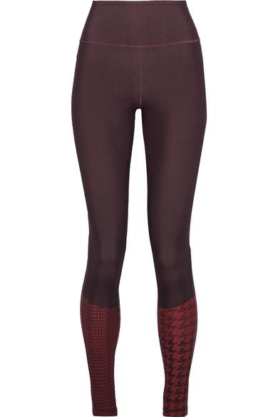 71460de4542644 Adidas By Stella Mccartney Train Miracle Printed Climalite Stretch Leggings