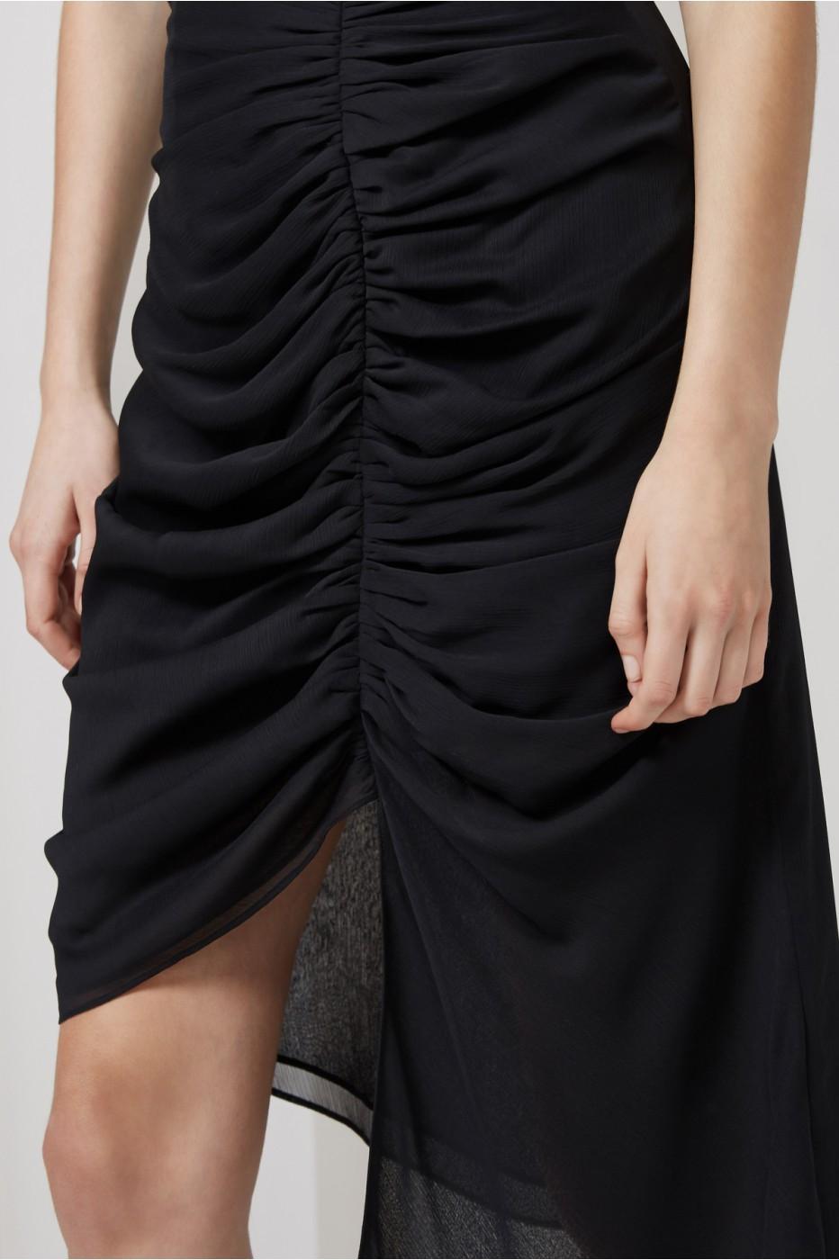 Keepsake Elevate Skirt In Black