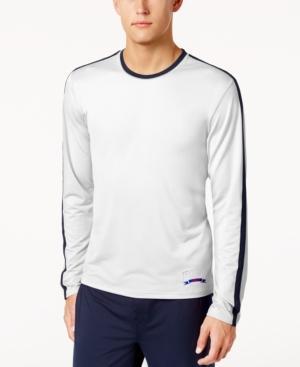 Polo Ralph Lauren Men's Active Tech Long-sleeve T-shirt In White