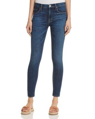 Hudson 'barbara' High Rise Super Skinny Jeans In Dream On