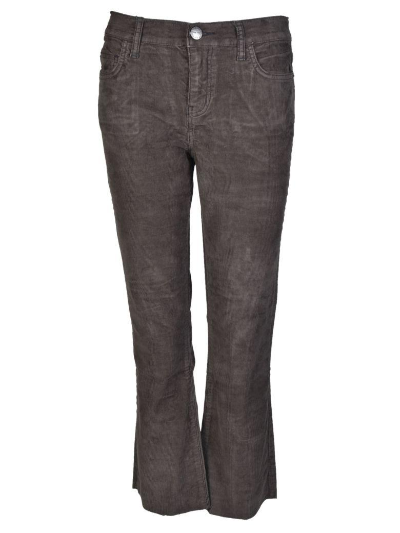 Current Elliott The Kick Jeans In Washed Black