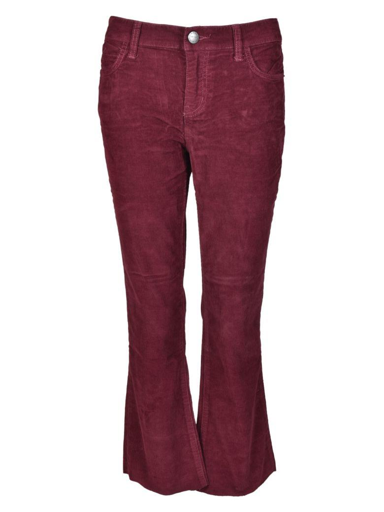 Current Elliott The Kick Jeans In Red