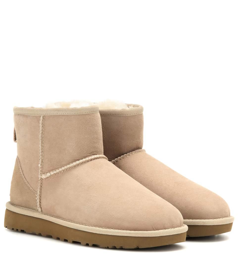 Ugg Classic Mini Boots In Sae