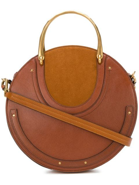 ChloÉ Small Pixie Bag In Brown