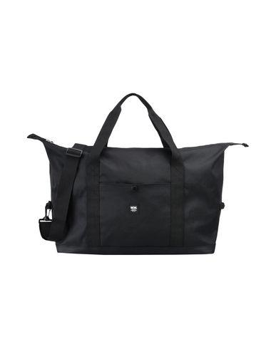 Wood Wood Travel & Duffel Bag In Black