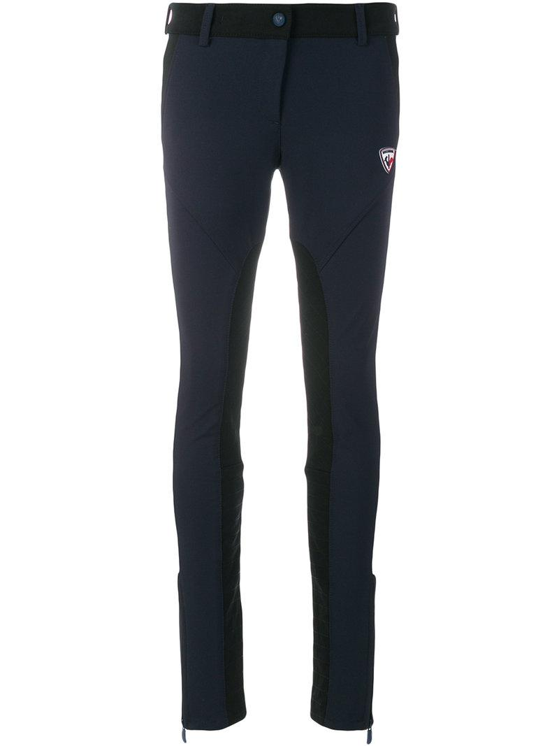 Rossignol Skinny Pants In Blue