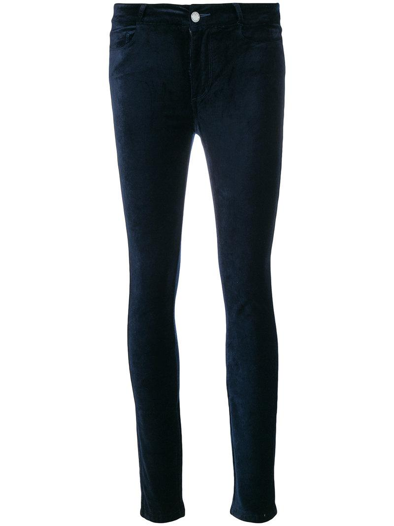 Paige Hoxton Cropped Trousers