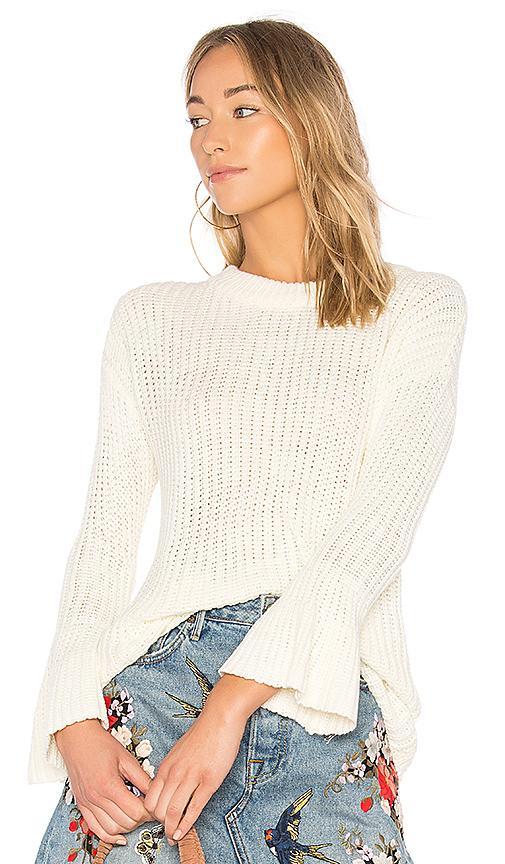 Tularosa X Revolve Summit Sweater In Ivory