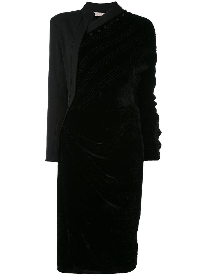 A.f.vandevorst Asymmetric Tailored Dress
