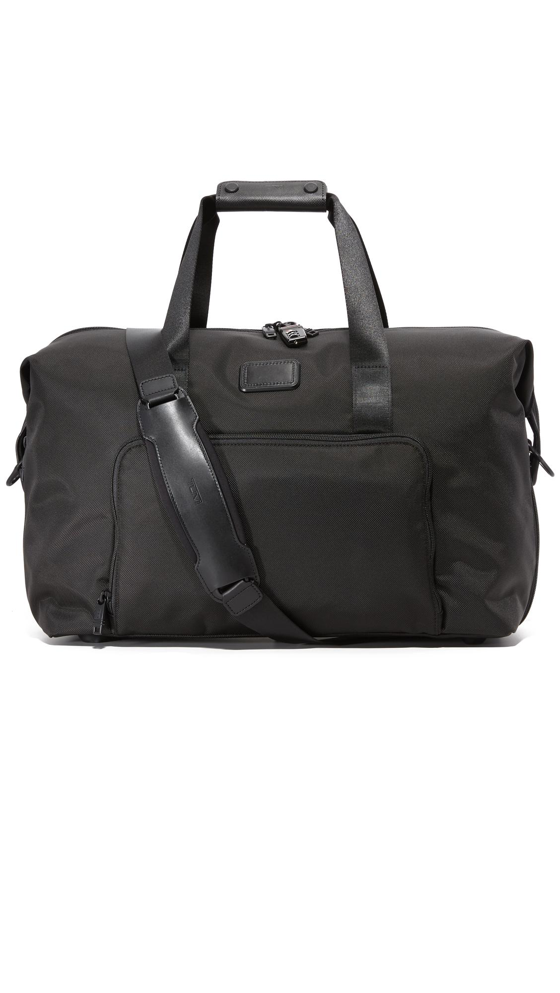 Tumi Alpha 2 Double Expansion Travel
