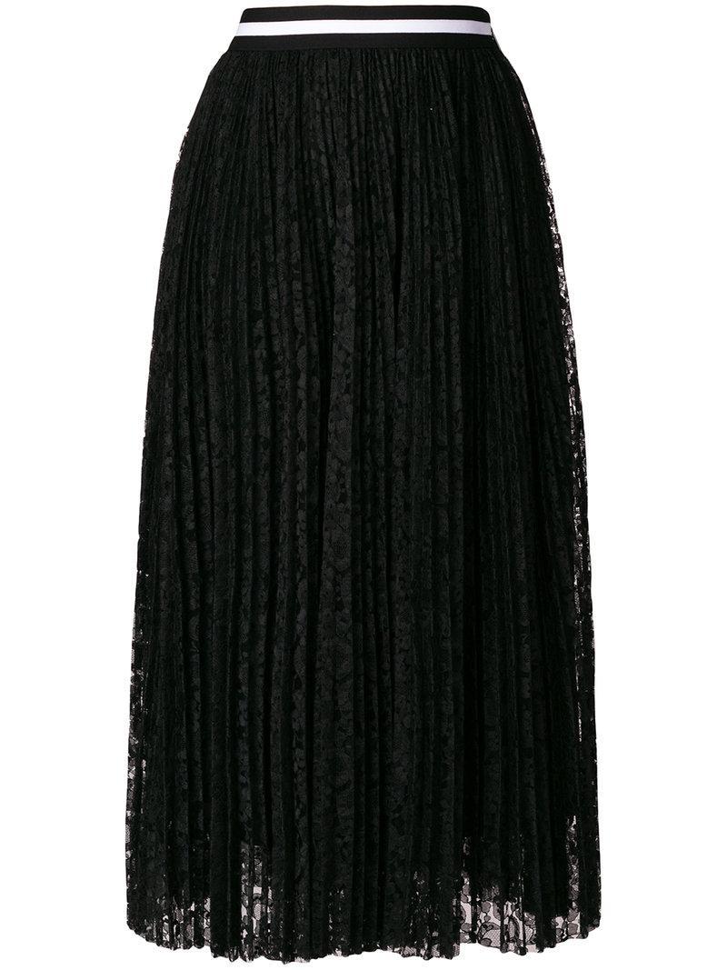 Msgm - Skirt In Black