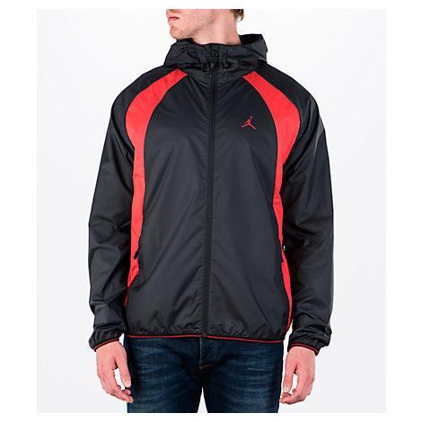 a3723003a1ed Nike Men s Air Jordan Wings Windbreaker Jacket