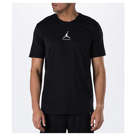 bcfd8ba67049 Nike Men s Air Jordan 23 7 Dri-Fit Basketball T-Shirt