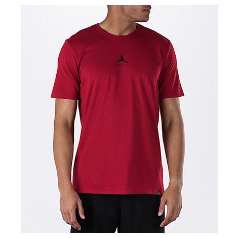b4bad260e518 Nike Men s Air Jordan 23 7 Dri-Fit Basketball T-Shirt